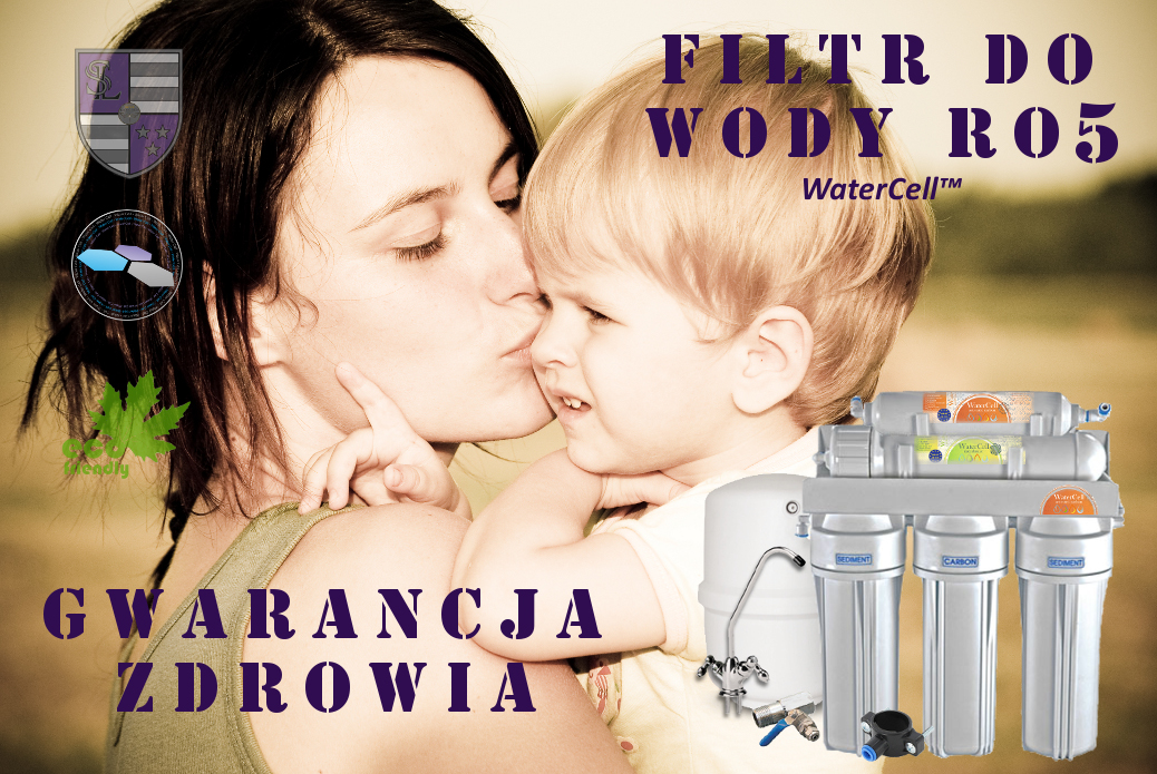Filtr do wody Water Cell RO6