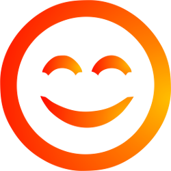 WaterCell fiter smile icon