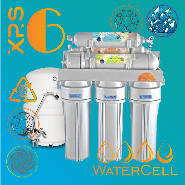 Filtry do wody WaterCell XRS6 RO water filter