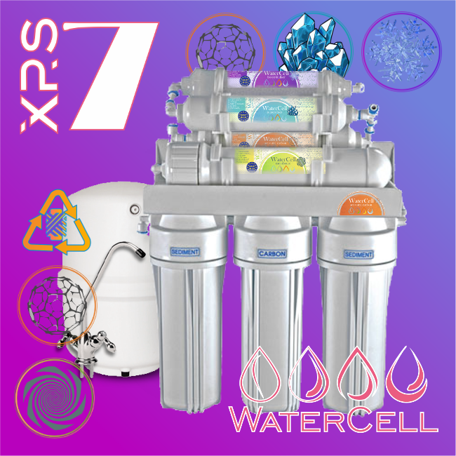Filtry do wody WaterCell XRS7 RO water filter